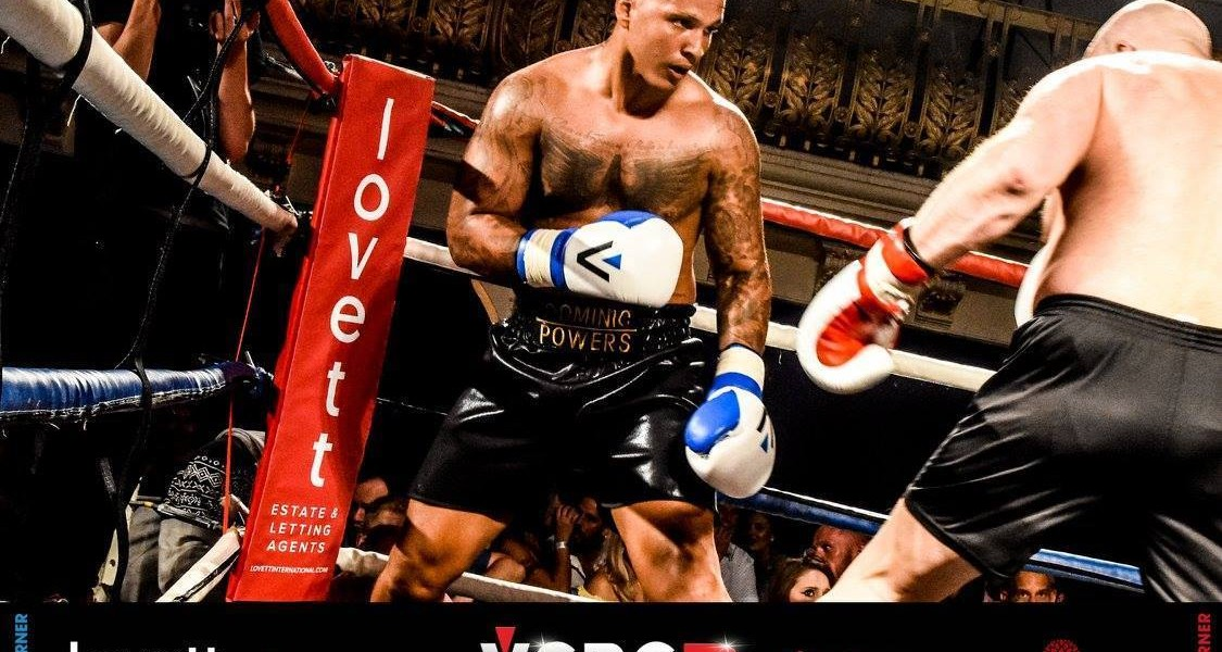 Lovett International Sponsor Vantage Sporting Group Boxing Event, In Aid of Julia's House